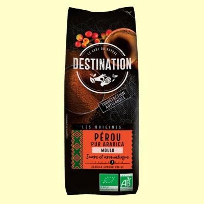 Café Molido Perú 100% Arábica Bio - 250 gramos - Destination
