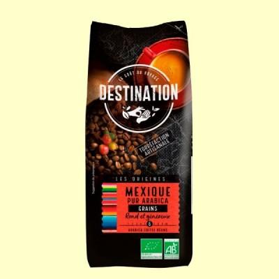 Café en Grano México 100% Arábica Bio - 250 gramos - Destination