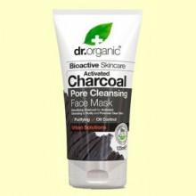Mascarilla de Carbón - 125 ml - Dr.Organic