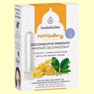 Inhalador descongestivo Phyto Allergy - 5 ml - Esential Aroms