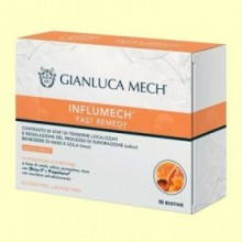 Influmech Fast Remedy - 10 sobres - Gianluca Mech