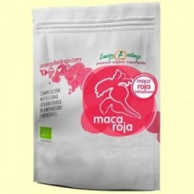 Maca Roja Ecológica - 200 gramos - Energy Feelings
