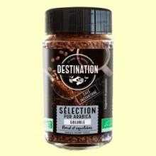 Café Soluble Liofilizado 100% Arábica Bio - 200 gramos - Destination