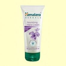 Crema de Manos Nutritiva - 50 ml - Himalaya Herbals *