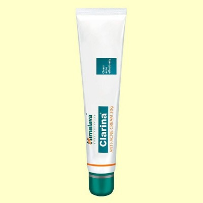 Clarina Crema Anti Acné - 30 ml - Himalaya Herbals