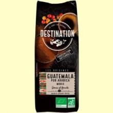 Café Molido Guatemala 100% Arábica Bio - 250 gramos - Destination