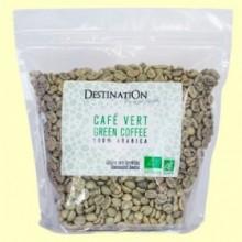 Café Verde en Grano no Torrefacto Bio - 500 gramos - Destination
