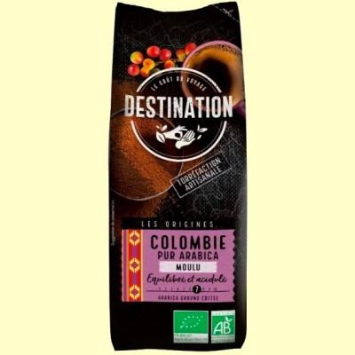 Café Molido Colombia 100% Arábica Bio - 250 gramos - Destination