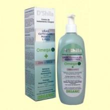 Crema Reparadora y Protectora para Manos y Uñas - 250 ml - D'Shila