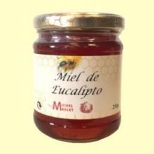 Miel de Eucalipto - 250 gramos - Michel Merlet