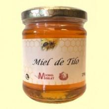 Miel de Tilo - 250 gramos - Michel Merlet