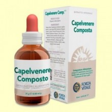 Capelvenere Composto - 50 ml - Forza Vitale