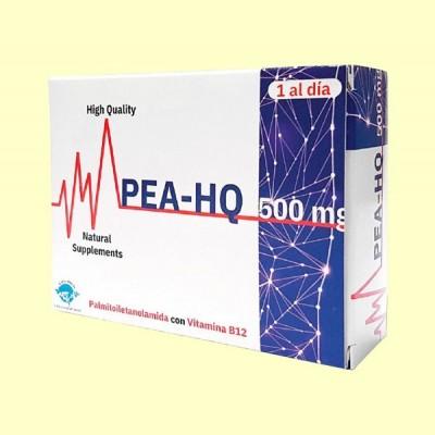 PEA-HQ 500 - 30 cápsulas - Espadiet