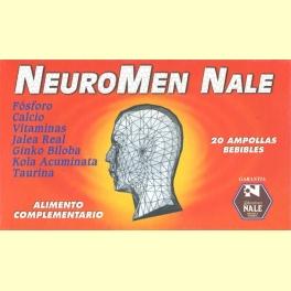 NeuroMen -Complemento alimentario