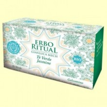 Erbo Ritual Té Verde Jazmín Bio - 20 sobres - Gianluca Mech