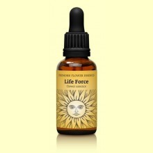 Esencia Floral Findhorn Life Force - 30 ml - Fuerza Vital