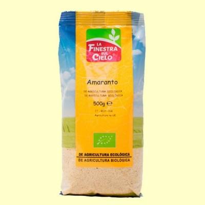 Amaranto Bio - 500 gramos - La Finestra Sul Cielo