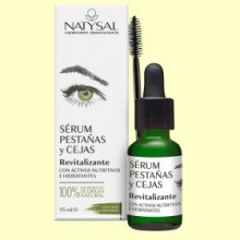Serum de Pestañas y Cejas - 15 ml - Natysal