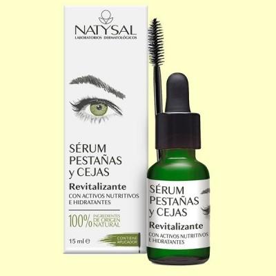 Serum de Pestañas y Cejas - 15 ml - Natysal