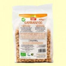Garbanzos Bio - 400 gramos - La Finestra Sul Cielo