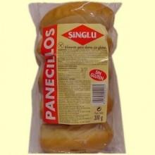 Panecillo Sin gluten - 300 gramos * - Singlu *