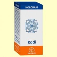 Holoram Radi - 60 cápsulas - Equisalud