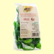 Caramelos Rellenos de Miel y Eucalipto - 100 gramos - Michel Merlet