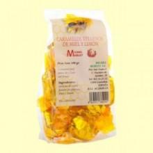 Caramelos Rellenos de Miel y Limón - 100 gramos - Michel Merlet