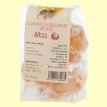 Caramelos Rellenos de Miel - 100 gramos - Michel Merlet