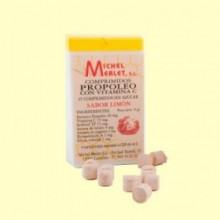 Comprimidos de Propóleo sabor Limón - 45 ud - Michel Merlet