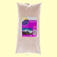 Sal Rosa extrafina de Himalaya - 1 kg - The Medsalt Co