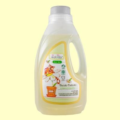 Detergente delicado para ropa bebés - 1 l - Baby Anthyllis