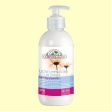 Leche Limpiadora de Caléndula y Camomila - 300 ml - Corpore Sano