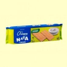 Wafers Nata sin azúcar - 120 g - Santiveri