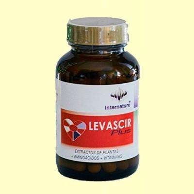 Levascir Plus - 60 cápsulas - Internature *