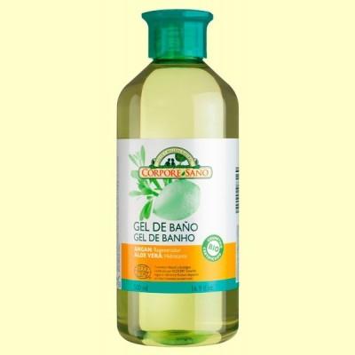 Gel de Baño Argán y Aloe Vera - 500 ml - Corpore Sano