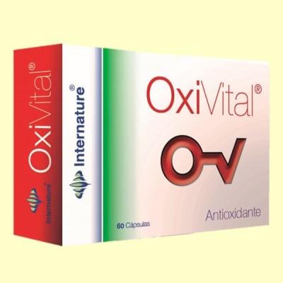 OxiVital - 60 cápsulas - Internature