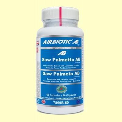 Saw Palmetto AB Complex - 60 cápsulas - Airbiotic