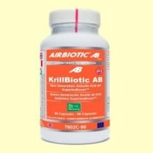 Krillbiotic AB 590 mg - 90 cápsulas - Airbiotic