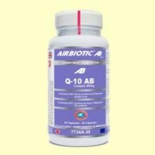 Q-10 AB Complex 200 mg - 30 cápsulas - Airbiotic