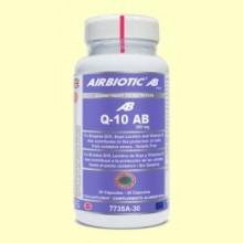 Q-10 AB Complex 300 mg - 30 cápsulas - Airbiotic