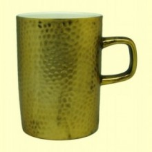 Taza porcelana Color Dorado - 350 ml - Cha Cult