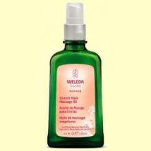 Aceite para masaje Antiestrias - 100 ml - Weleda