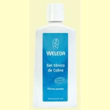 Gel Tónico de Cobre - 200 ml - Weleda