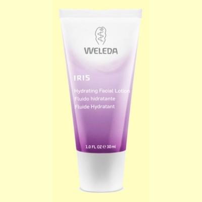 Fluido Hidratante de Iris - 30 ml - Weleda