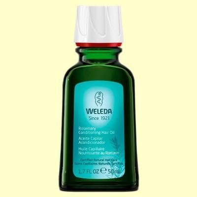 Aceite Capilar Acondicionador - 50 ml - Weleda