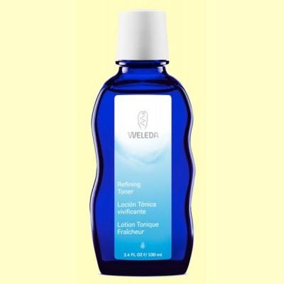 Loción tónica vivificante - 100 ml - Weleda