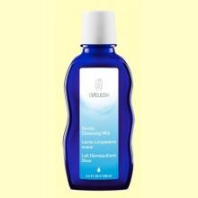 Leche limpiadora suave - 100 ml - Weleda
