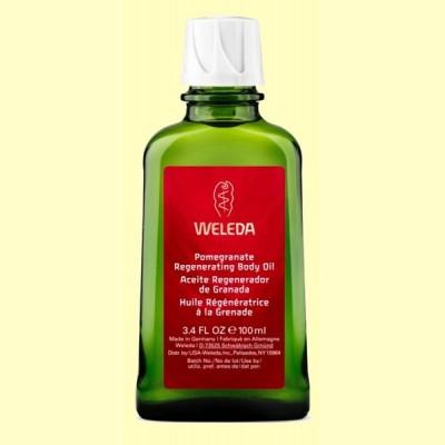 Aceite regenerador de Granada - 100 ml - Weleda