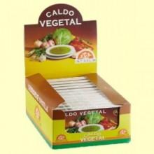 Caldo Vegetal Sin Sal - Int- 10 cubitos -Salim
